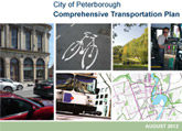 Thumbnail City of Peterborough 2012 Comprehensive Transportation Plan Report