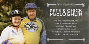Pete & Chick MacLoughlin